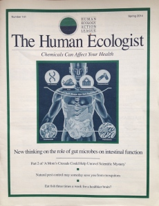HEAL's The Human Ecologist