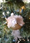 Annual Ornament--fluffy bird