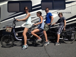 Electric Bikes in Bend